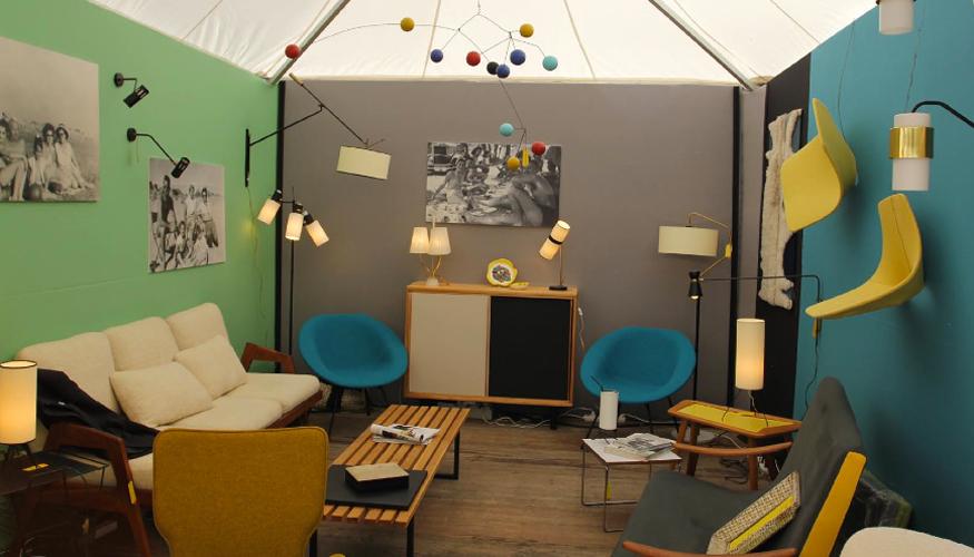 29e édition Les Puces du Design à Paris Bercy