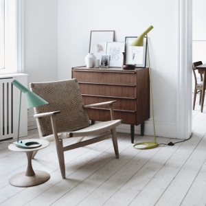 Fauteuil Hans Wegner. Photo Scandinavia design