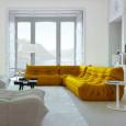 Le canapé « Togo », la relax attitude depuis 40 ans