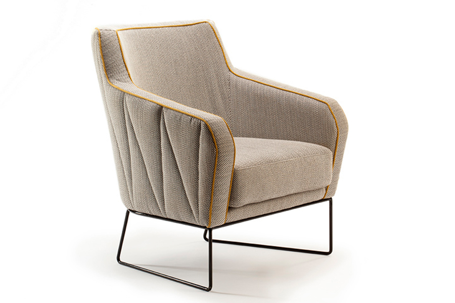 "Fauteuil ""Croix"", Mambo Unlimited Ideas"