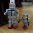 Les robots envahissent la déco