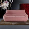 On veut un canapé rose pour réveiller le salon
