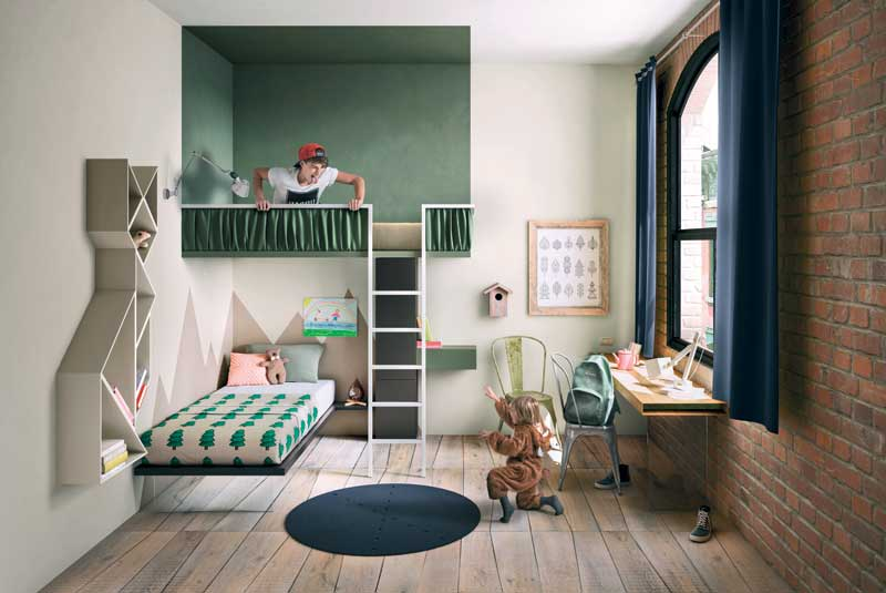Chambre Enfant Sur Mesure – Design à la maison