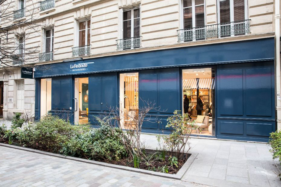 La redoute int rieurs en boutique paris inspiration deko - La redoute france magasin ...