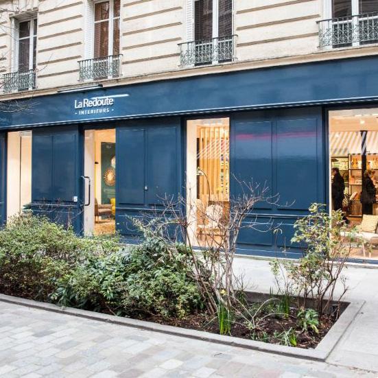 La redoute int rieurs en boutique paris inspiration deko - Magasin la redoute paris ...