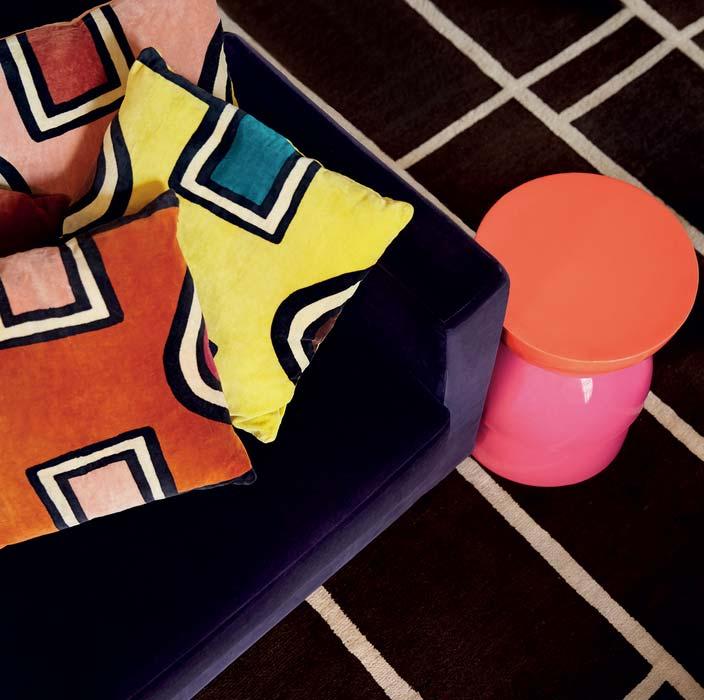 une collection india mahdavi pour monoprix inspiration deko. Black Bedroom Furniture Sets. Home Design Ideas