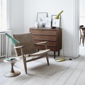 Fauteuil Hans Wegner. Photo Scandinavia design