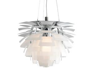 Luminaire, design Poul Henningsen, Louis Poulsen