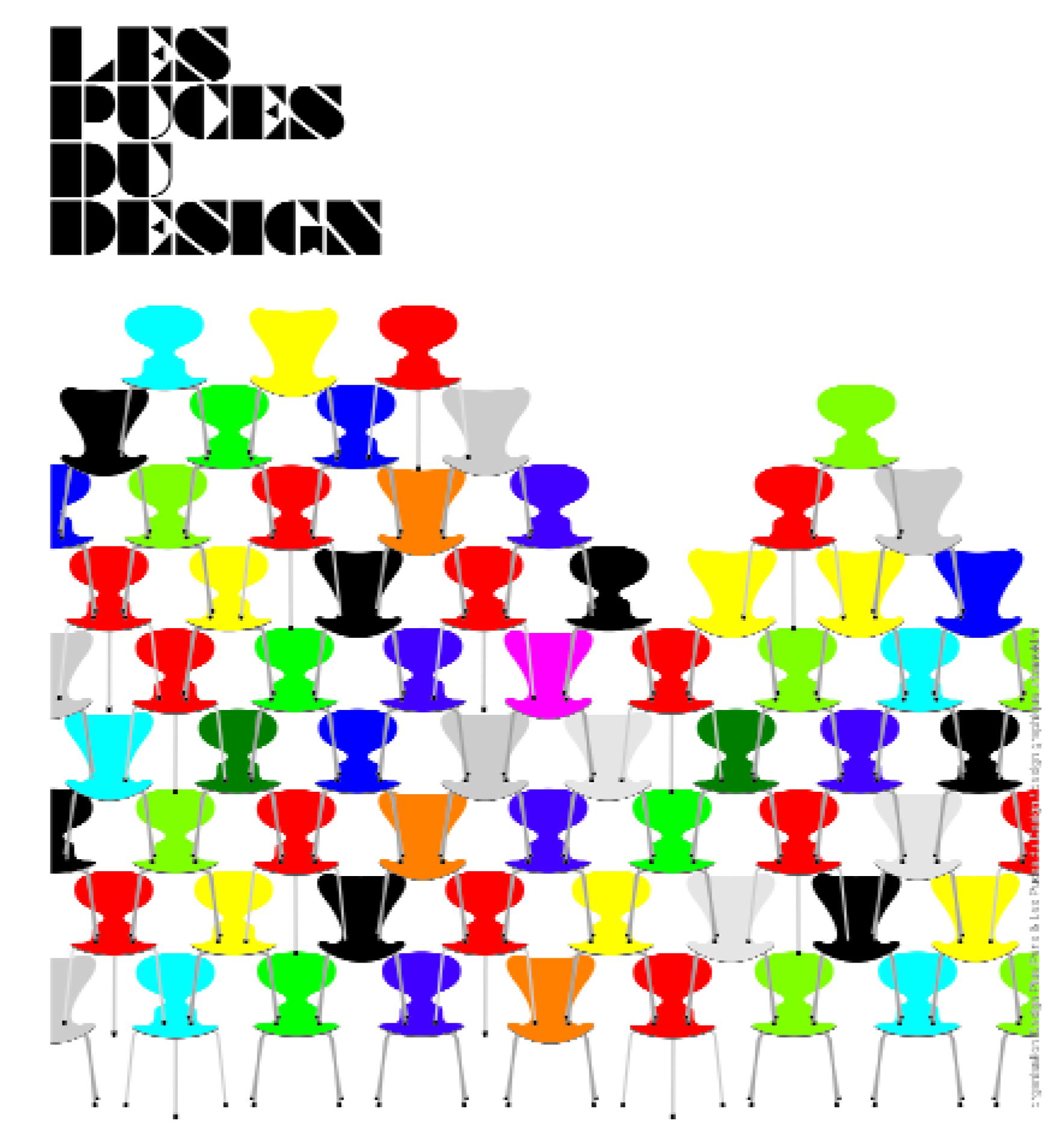 Les Puces du Design 2014