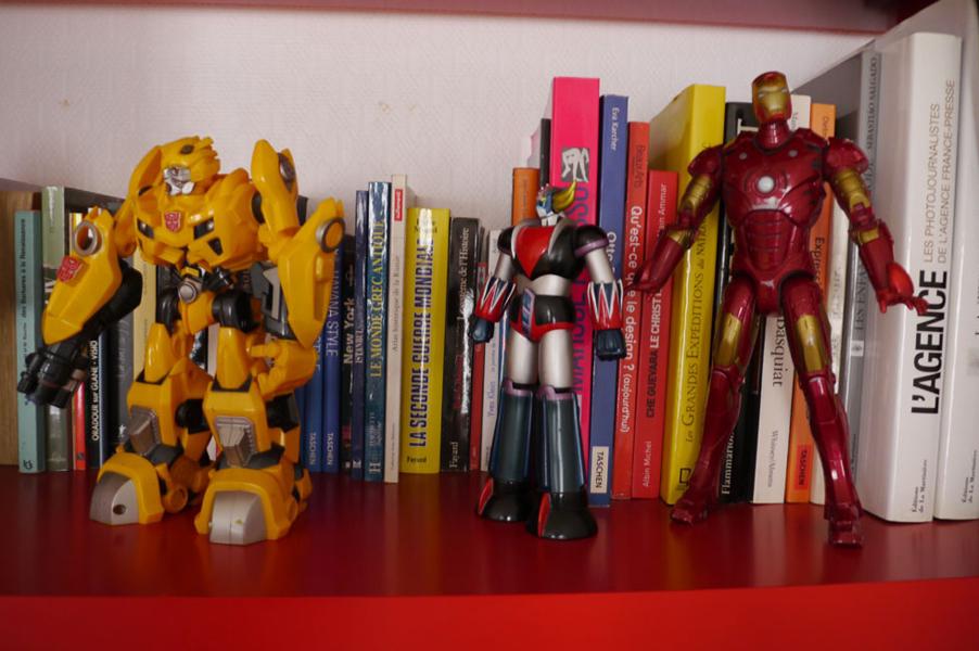 Robots jouets