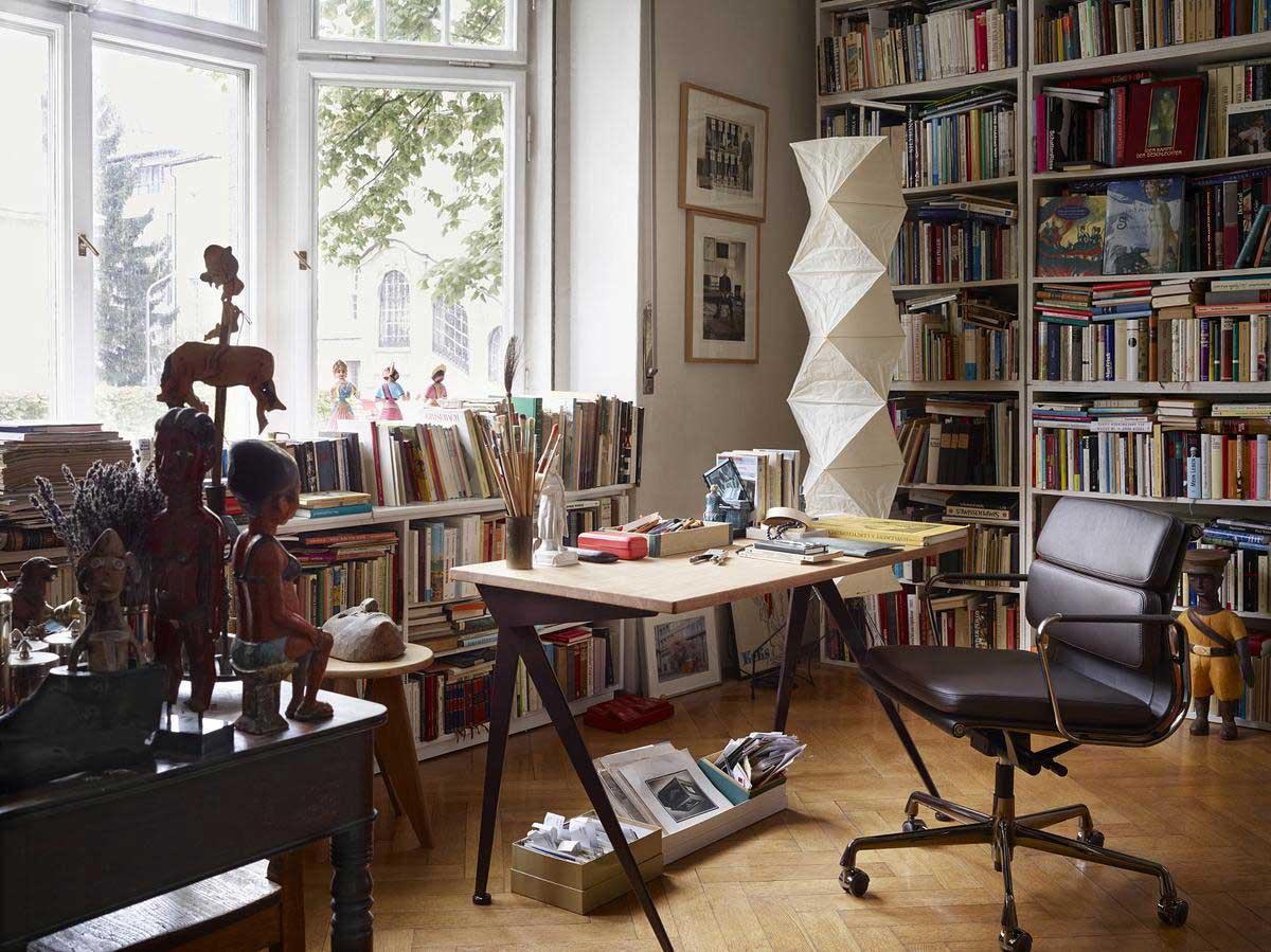 Charles et Ray Eames, Vitra chez Scandinavia design