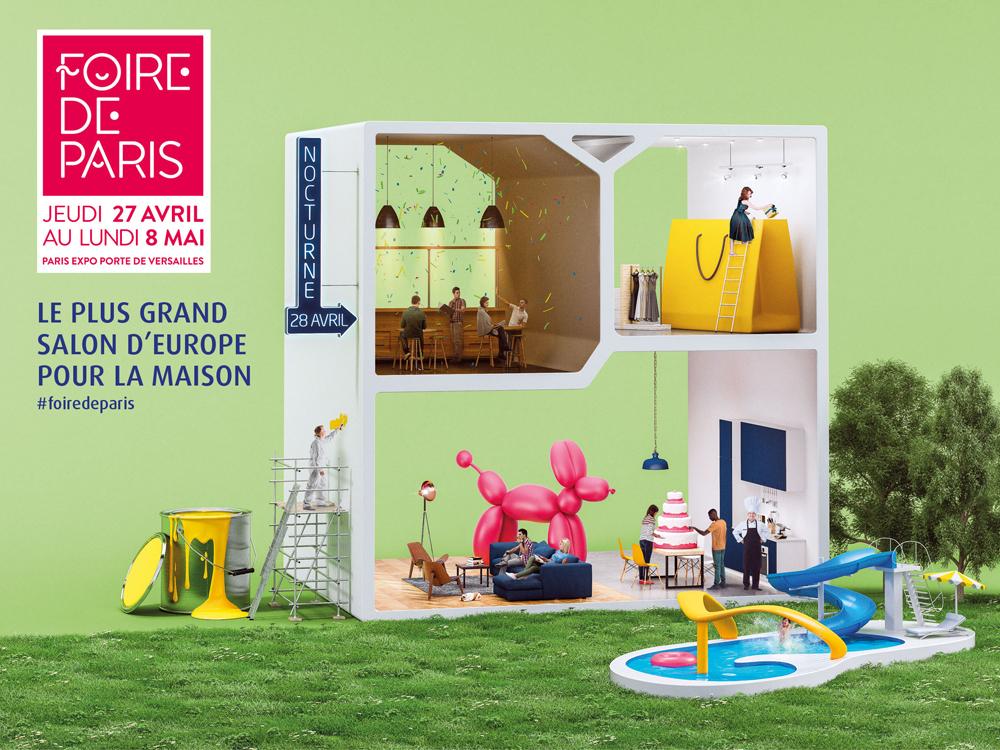Foire de Paris - Inspiration deko